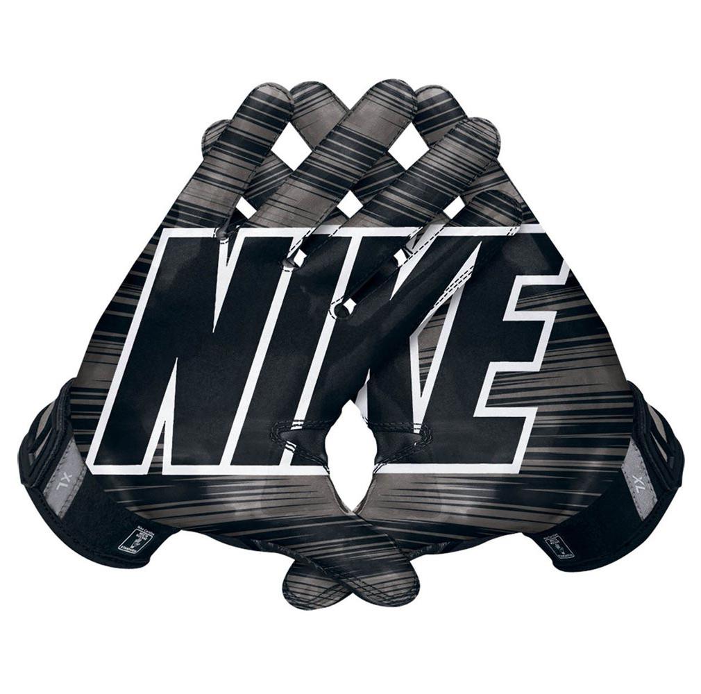 Nike Gloves Football: Nike Vapor Jet 3.0 American Football Gloves