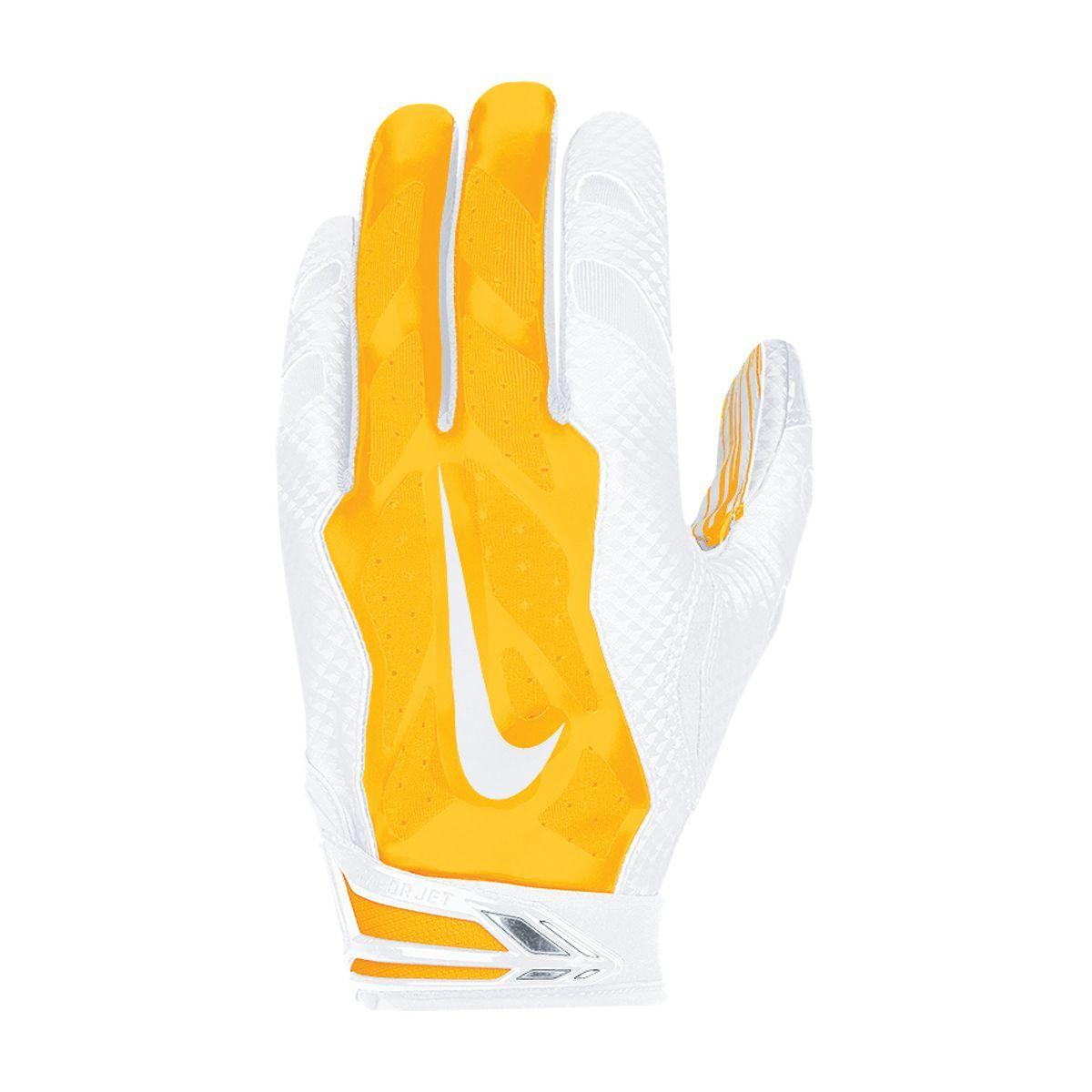 Nike Football Gloves Yellow: Nike Vapor Jet 3.0 American Football Gloves