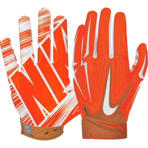 Nike Football Gloves Youth Size Chart: American Football Equipment