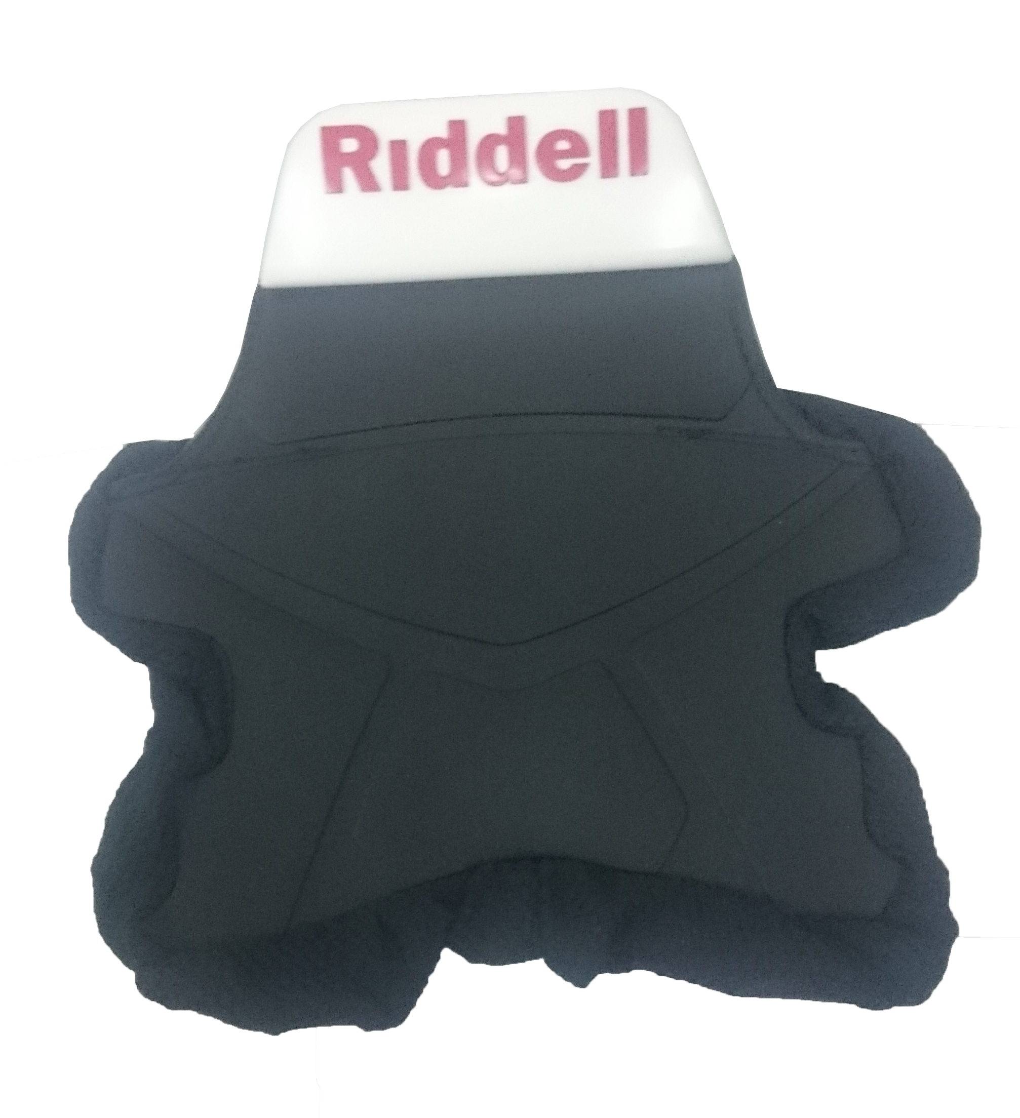 Front Bumper Black Rawlings Football : Riddell speedflex front pocket white r american