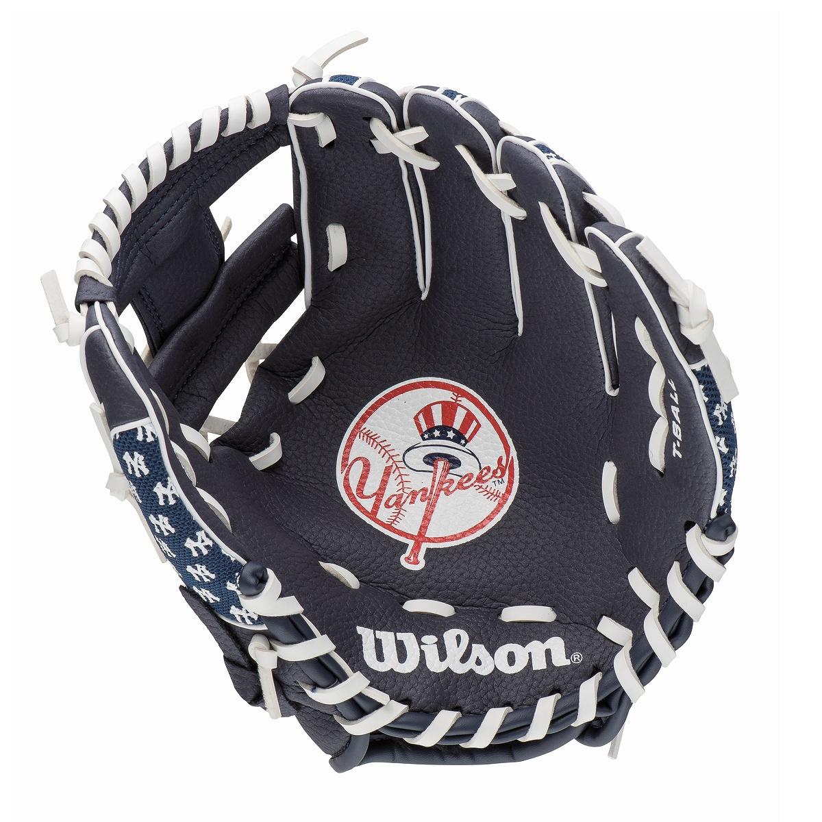 Wilson A300 NYY 10 Inch Yankees Logo (WTA2481BBNYY ...Wilson Baseball Logo