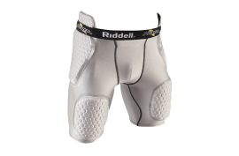 Riddell Power 5 Piece Int. Girdle Adult ((RGWPTC) - Forelle American Sports Equipment