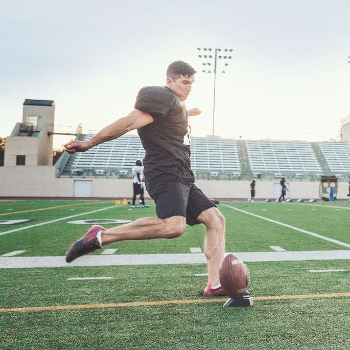 Markwort Football Kicking Tee