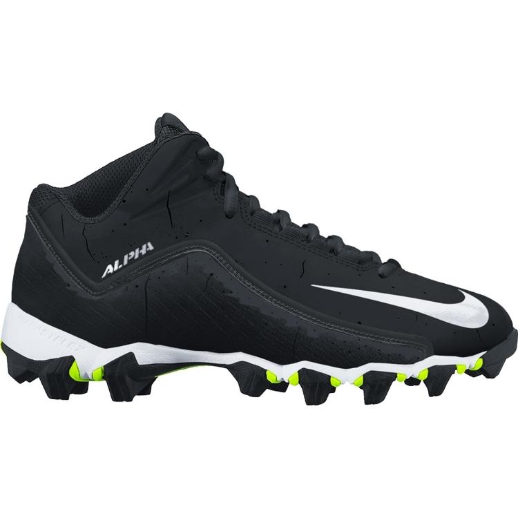 Nike Alpha Shark 2 3/4 American Football Shoes - American ...
