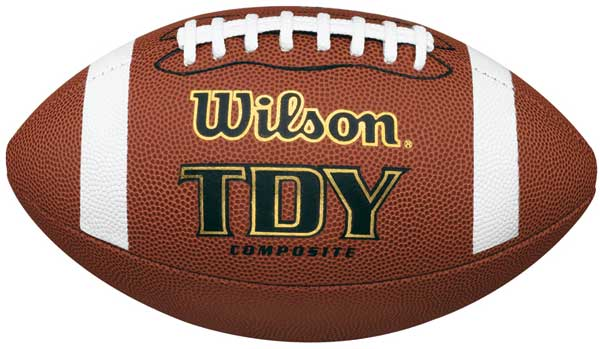 Wilson Tdy F1714x Composite Youth American Football