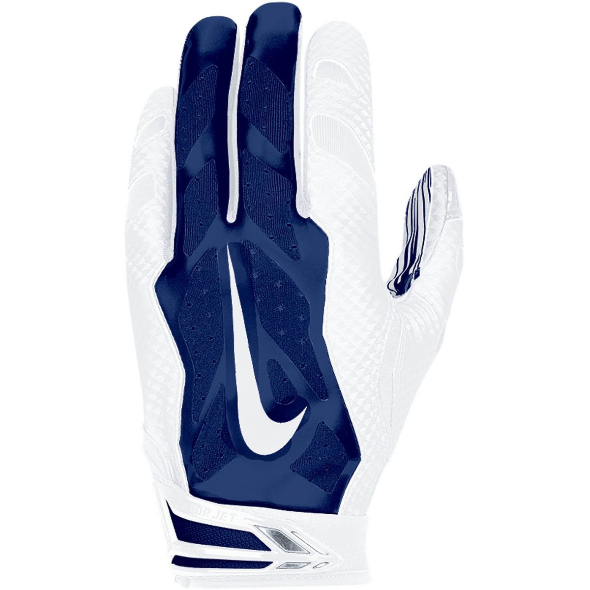 Nike Football Gloves Youth Size Chart: Nike Vapor Jet 3.0 Youth American Football Gloves