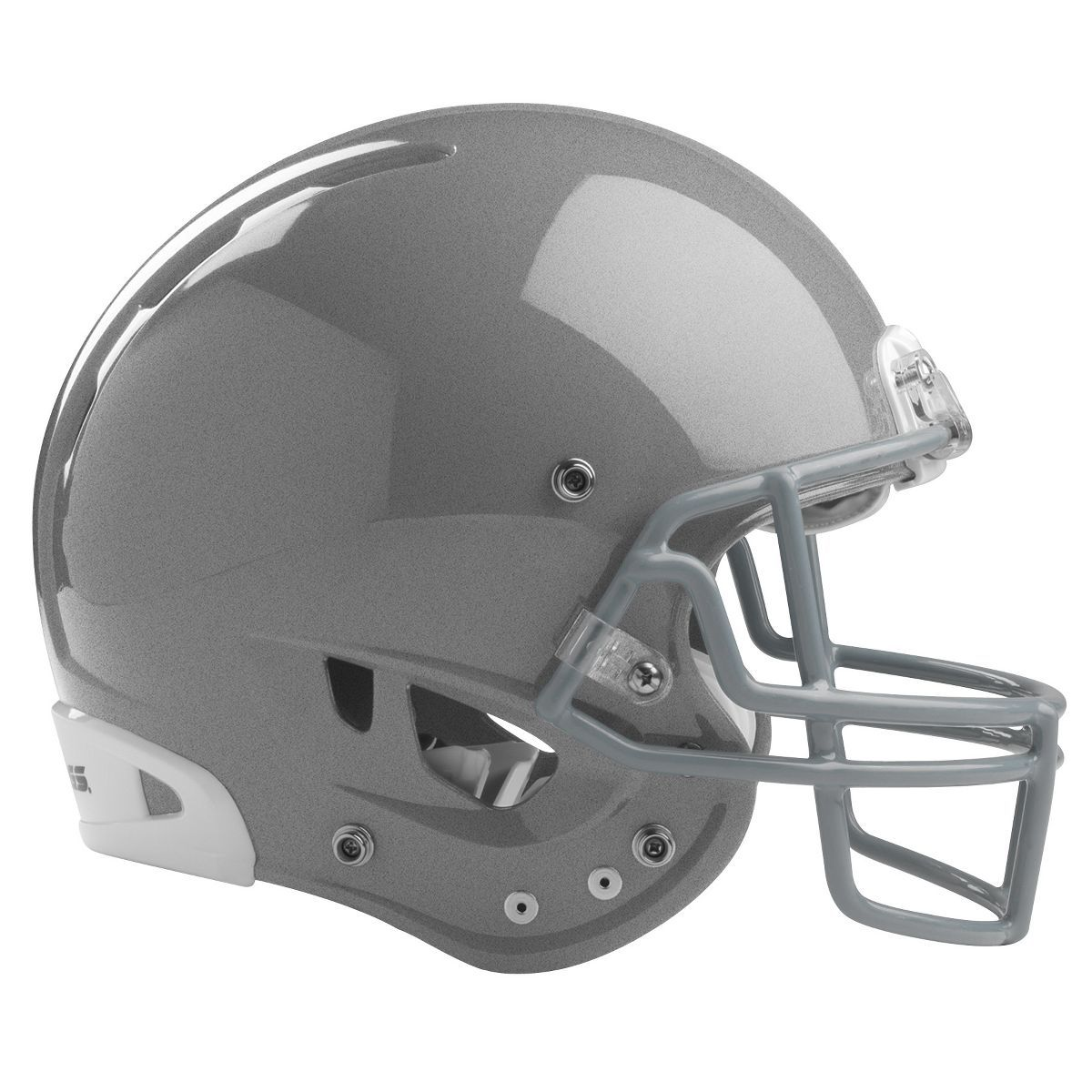 football helmet template front view