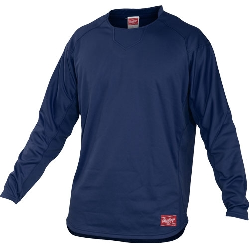 Rawlings UDFP3 Dugout Pullover - American Football Equipment Baseball Softball