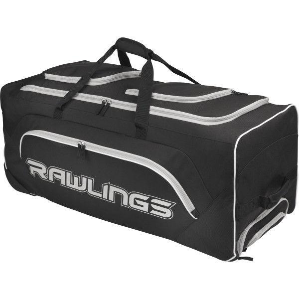 Rawlings Yadiwcb Wheeled Catchers Bag American Football