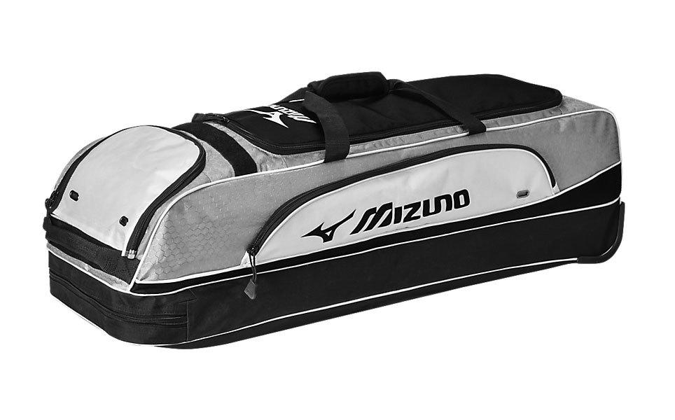 Mizuno Mvp Wheeled Bag American Football Equipment