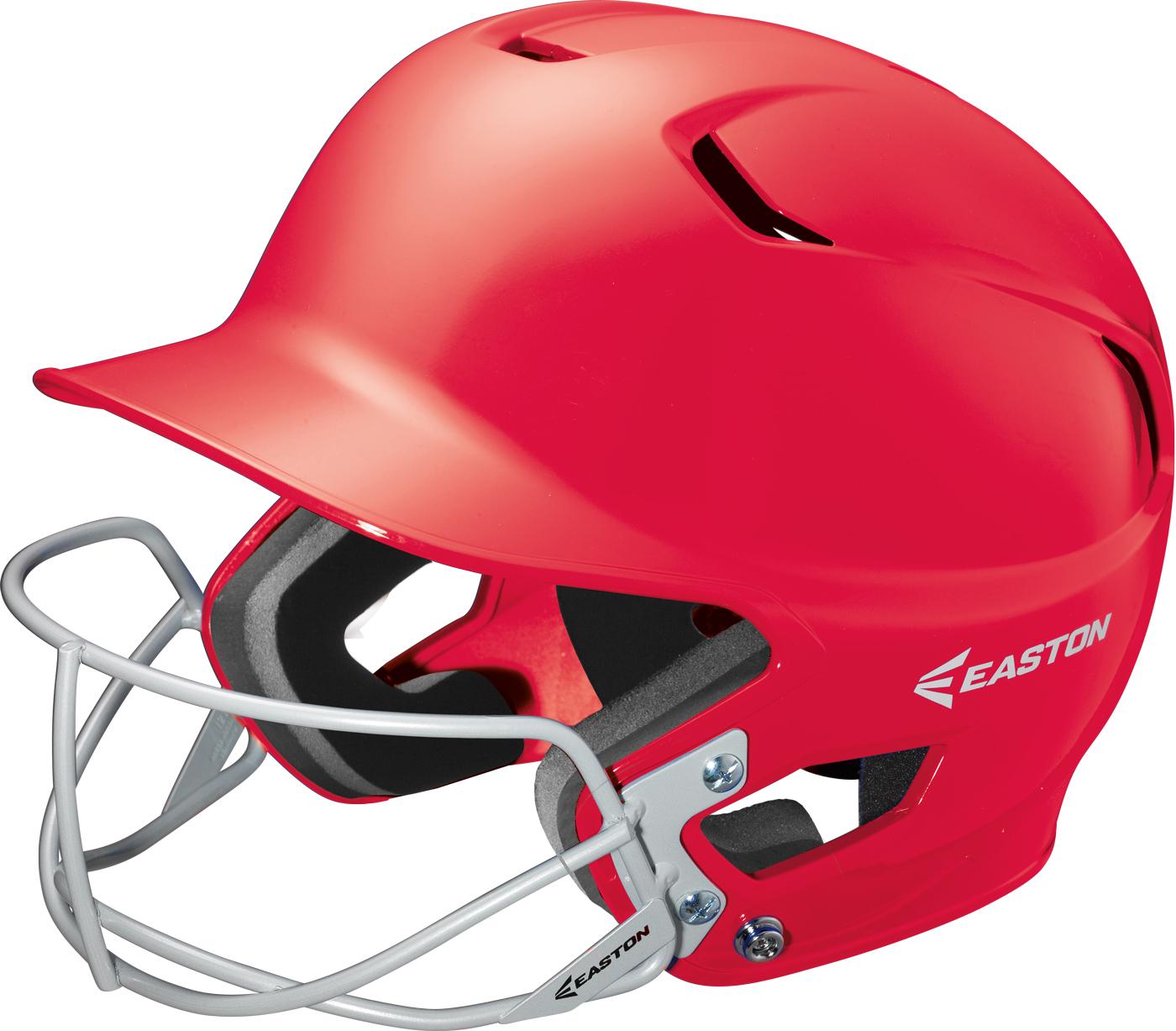 Easton Z5 Bbsb Mask Junior Baseball Batting Helmet