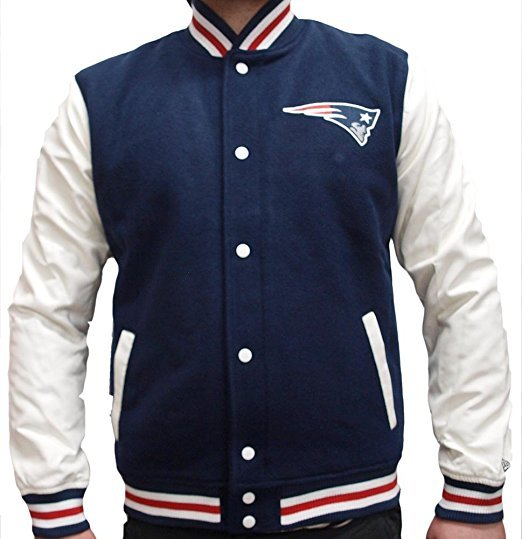 size 40 96c68 cde6f New Era NFL Varsity Jacket - American Football Equipment ...