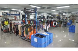 Roermond - Forelle American Sports Equipment