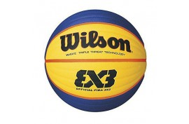 Wilson FIBA 3X3 Official Game Ball Size 6 - Forelle American Sports Equipment