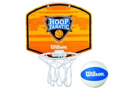 Wilson Mini Hoop Fanatic Basketball Kit - Forelle American Sports Equipment