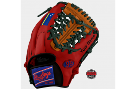 Rawlings Custom Pro Preferred Glove - Forelle American Sports Equipment