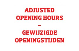 Adjusted Opening Hours - Forelle American Sports Equipment