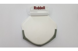 Riddell Edge Youth Vinyl C-Front Pocket w/Bumper (R46028C00) - Forelle American Sports Equipment