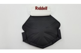 Riddell Speed Front Pocket w/Bumper Black (R9378V00) - Forelle American Sports Equipment