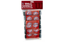 Wilson WTF9909 NFL Flag Football Kit - Forelle American Sports Equipment