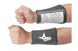 All Star ASWBYQB Youth QB Wristband - Forelle American Sports Equipment