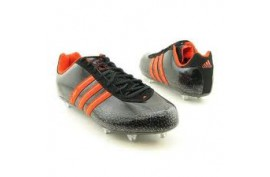 Adidas Scorch 7 D Low Blk/Orange - Forelle American Sports Equipment