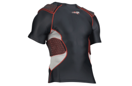 Riddell Power Padded Shirt Youth (RTPTPCY) - Forelle American Sports Equipment