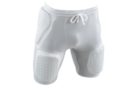 Riddell Power 5 Piece Int. Girdle Youth (RGWPTY) - Forelle American Sports Equipment