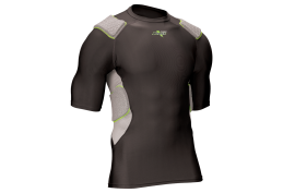 Riddell Adult Padded Shirt (RTPTCCNS) - Forelle American Sports Equipment