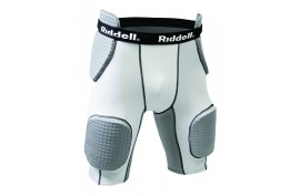 Riddell Base Girdle 5 PC Intergrated Adult - Forelle American Sports Equipment