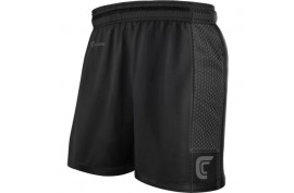 Cutters Elusive Football Short Black - Forelle American Sports Equipment