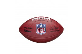 Wilson WTF1100IDBRS New NFL Duke Game Ball - Forelle American Sports Equipment