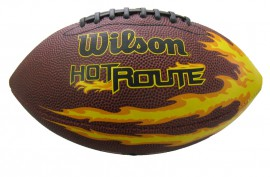 Wilson F1627XB NCAA Hot Route - Forelle American Sports Equipment
