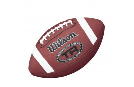 Wilson WTF1552XDE TR Rubber Football - Forelle American Sports Equipment