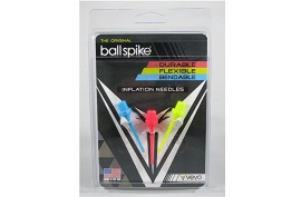 Ballspike Inflation Needles 3PK Multi Colors - Forelle American Sports Equipment