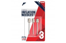 Franklin Metal Inflation Needles - 3 Pack - Forelle American Sports Equipment