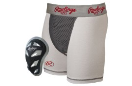 Rawlings Boxer w/Cage Cup Youth - Forelle American Sports Equipment