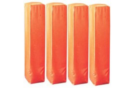 Markwort Goal End Pylons Set of 4 - Forelle American Sports Equipment