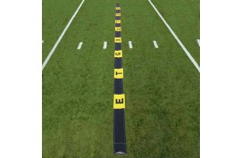 Adams Training Aid, Lineman Split Marker (ADA39) - Forelle American Sports Equipment