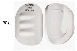 Adams Thigh Pad Set (MGU95) - 50 Pairs - Forelle American Sports Equipment