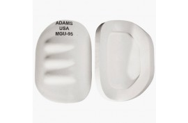 Adams Thigh Pad, Universal Bumper, Pairs (MGU95) - Forelle American Sports Equipment