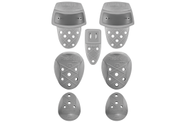 Riddell Biolite Vent Air 7-Piece Pad Set - Slotted - Forelle American Sports Equipment