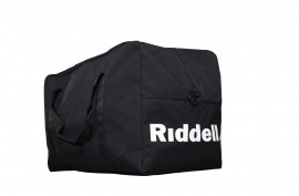 Riddell Equipment Travel Bag Black - Forelle American Sports Equipment