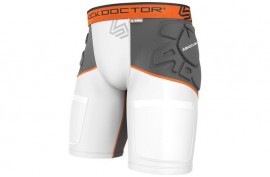 SD Ultra ShockSkin 3+2 Impact Short Adult (596) - Forelle American Sports Equipment