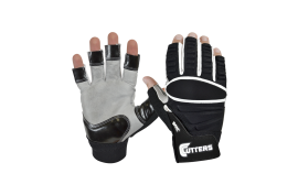 Cutters Half-Finger Lineman - Forelle American Sports Equipment