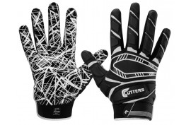 Cutters S750 Game Day Padded Gloves Youth - Forelle American Sports Equipment
