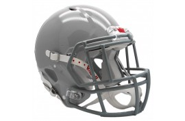 Riddell Foundation Helmets High Gloss (XL) - Forelle American Sports Equipment