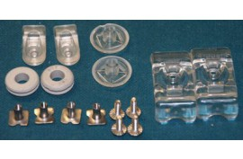 Riddell Revo Hardware Set (45563) - Forelle American Sports Equipment