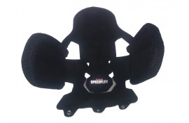 Riddell Speedflex Overliner Black - Forelle American Sports Equipment