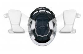 Riddell Speed Icon Inf. S-Pad White (9588) - Forelle American Sports Equipment